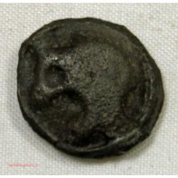 GAULOISE - potin TURONES (touraine) 1er siècle av. JC.