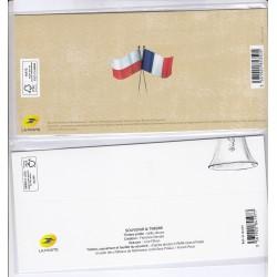 BLOCS SOUVENIRS N°151 152 NEUFS** sous blister - L'ART DES GENTS