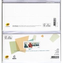 BLOCS SOUVENIRS N°156 et N° 157 NEUFS** sous blister - L'ART DES GENTS