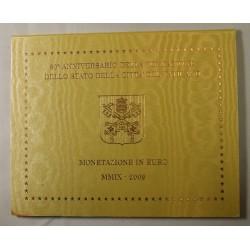 VATICAN EURO - Coffret BU 2004 Jean Paul II