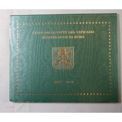 VATICAN EURO - Coffret BU 2010 BEN OIT XVI