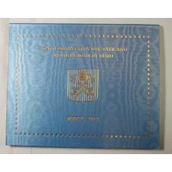 VATICAN EURO - Coffret BU 2012 BENOIT XVI