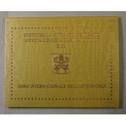 VATICAN EURO - Coffret 2 euro 2009 Commemorative BU
