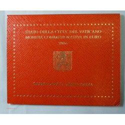 VATICAN EURO - Coffret 2 euro 2016 Commemorative BU - JUBILEE DE LA MISERICORDE