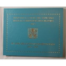 VATICAN EURO - Coffret 2 euro 2019 Commemorative BU- 90e année 1929-2019