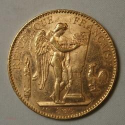 GENIE - 100 Francs or 1912 A TTB
