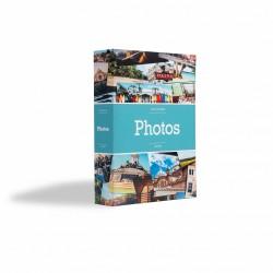 Album photo PIXX pour 200 photos au format 10 x 15 cm L'art des gents