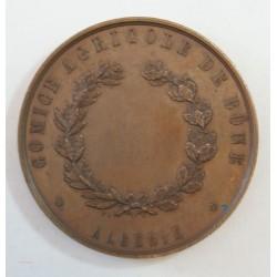 Médaille COMICE AGRICOLE DE BÔNE (Algérie) par DESAIDE