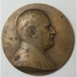 Médaille E.FIANCETTE SENATEUR 1913-38, par CH. PILLET