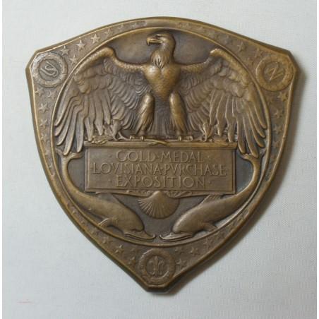 Médaille USA de Exposition Universelle de Saint-Louis 1904