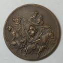 Médaille STE CANINE DU CENTRE par L.CARIAT