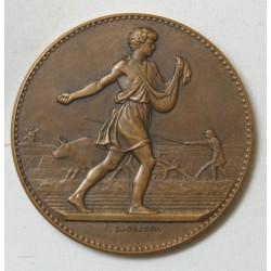 Médaille Agriculture d' Alais et Cevennes par Lagrange