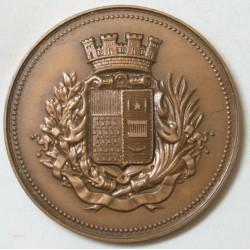 Médaille Bronze ville de ROUBAIX par H.D