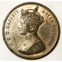 Médaille Reine Victoria - Exposition International 1862