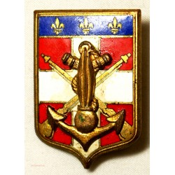 Insigne de la Marine (fleur de lys) DRAGO G2275