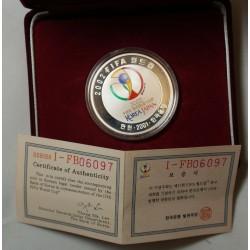 KOREA-JAPAN FIFA WORLD CUP, 10 000 WON 2002 PROOF avec certificat