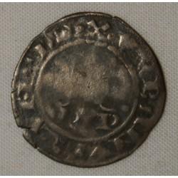 Féodale Avignon - Quart de gros Urbain V (1362-1370)
