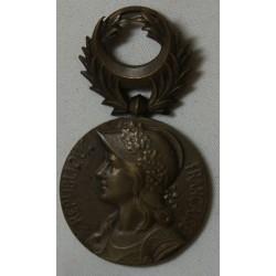 Médaille Bronze Campagne d' Orient guerre 1914-18