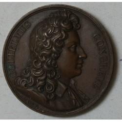 MEDAILLE GULIEMUS  CONGREVE 1819 par CAQUE.F. Durand édit.