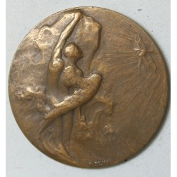 Médaille AERO-CLUB DE FRANCE, Gala Lindbergh 27 mai 1927
