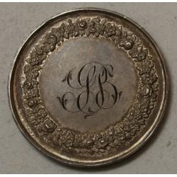Médaille argent Mariage attribué 1841