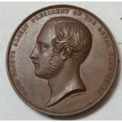 Médaille bronze, EXHIBITION 1851 Prince Albert N° 515 PAR W.WYON