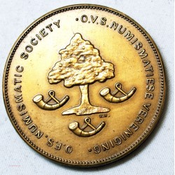 Médaille OFS Numismatics Society Founding in 1966