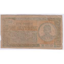BILLET DU VIETNAM 100 DONG 1950 Pick 54 L'ART DES GENTS AVIGNON