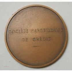 Médaille Prestige de la France, SMC Société Marseillaise de Crédit 25-3-1957