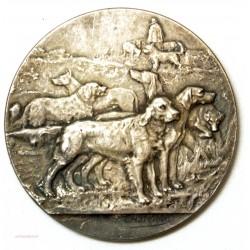Médaille canine du Sud-Est Expo de Lyon 1903 par RIVES