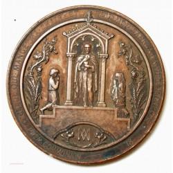 Médaille BAPTEME, COMMUNION, CONFIRMATION 18.. par Arthur Martin