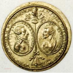 Médaille Révolution Française Robespierre An II - l'art des gents Avignon