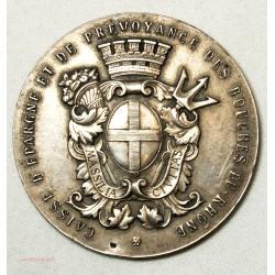 Médaille argent conseil direction Caisse épargne attribuée 1925