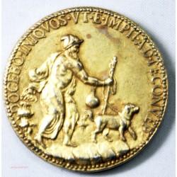 Médaille Michael Angelus Bonarrotus Flora esann