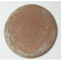 Médaille UNIFACE LEGATEUR 1828 de 5 M. Frs pour Hospice