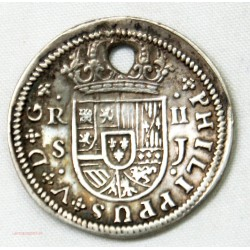 Espagne - 2 Reis 1721 Seville
