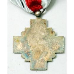 Insigne récompense de la croix rouge Française de collection.
