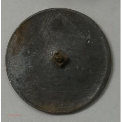 Médaille uniface République Française par O. Roty