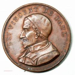 """Médaille, Jeton """"Nous y étions tous"""" Truffe noire Neuilly réveillon 2000"""