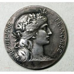 Médaille école d'arts et métiers de Cluny 1905 argent par daniel Dupuis