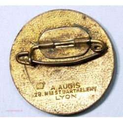 Médaille INSIGNE Chamonix 1937 par A. AUGIS LYON