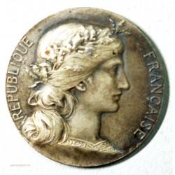 Médaille argent Ministère de la guerre à VESOUL par H.DUBOIS