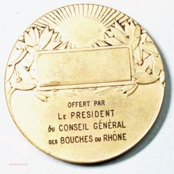 Médaille  de pétanque  par H. Demey, (2) lartdesgents.fr Avignon