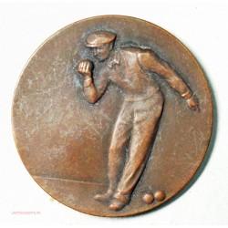 Médaille  de pétanque  (3 lartdesgents.fr Avignon