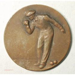 Médaille  de pétanque  (4) lartdesgents.fr Avignon