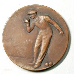 Médaille  de pétanque  (5) lartdesgents.fr Avignon