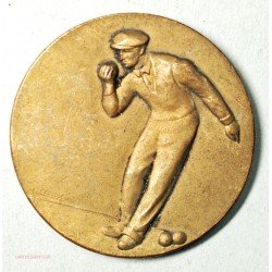Médaille  de pétanque  (6) lartdesgents.fr Avignon