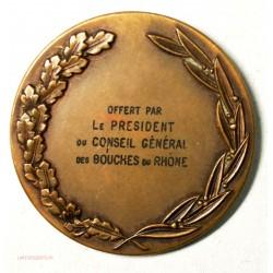 Médaille  de cycliste  par F. FRAISSE (3) lartdesgents.fr Avignon