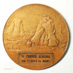 Médaille  cueillette par LENOIR (1) lartdesgents.fr Avignon