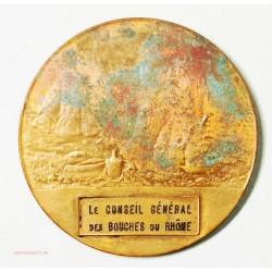 Médaille  cueillette par LENOIR (2) lartdesgents.fr Avignon